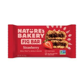 Nature's Bakery Fig Bar Strawberry 57 g harga terbaik 19900