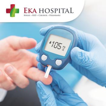 Skrining Pre-Diabates di Eka Hospital