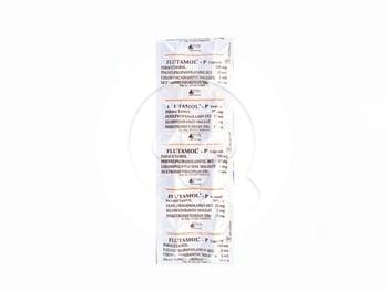 Flutamol kaplet adalah obat yang digunakan untuk meringankan gejala flu yang disertai batuk