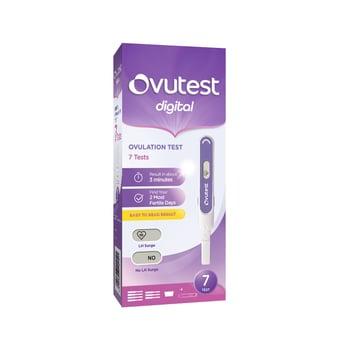 Ovutest Test Pack Digital  harga terbaik 249000