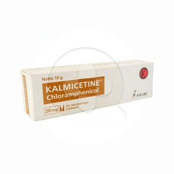 Kalmicetine salep adalah obat untuk mengobati peradangan pada kulit akibat infeksi bakteri