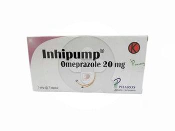 Inhipump Kapsul 20 mg  harga terbaik