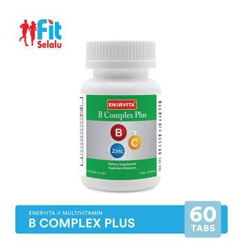 Enervita B Complex Plus Tablet  harga terbaik