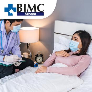 Paket Isoman (Paket Saphire) di BIMC Hospital Nusa Dua, Bali