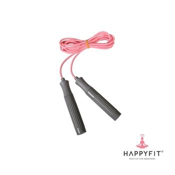 Happyfit Jump Rope - Pink/Grey harga terbaik 50000