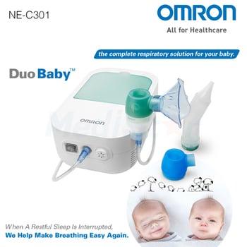 OMRON DUOBaby NE-C301 harga terbaik 2126400