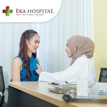 Medical Check Up (MCU) Gold Wanita di Eka Hospital Bekasi, Cibubur & Pekanbaru
