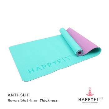 Happyfit Yogamat TPE 4 mm - Tosca harga terbaik 250000