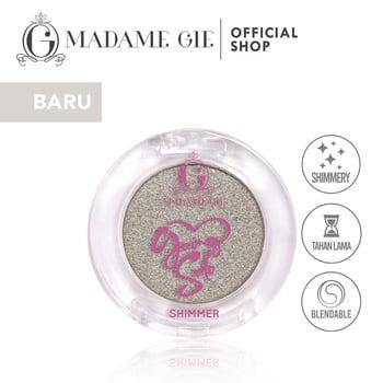 Madame Gie Going Solo Shimmery Pressed Eyeshadow 23 - Laviele harga terbaik 16000