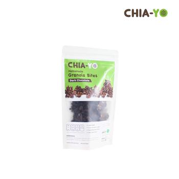 Chia-Yo Granola Bites Dark Chocolate 50 g harga terbaik 18000