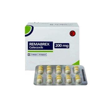 Remabrex Kapsul adalah obat yang mengandung celecoxib 200 mg.