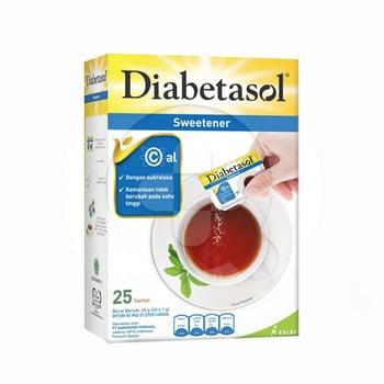 Diabetasol Sweetener Sachet (25 Sachet)