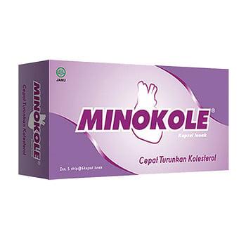 Minokole Kapsul  harga terbaik