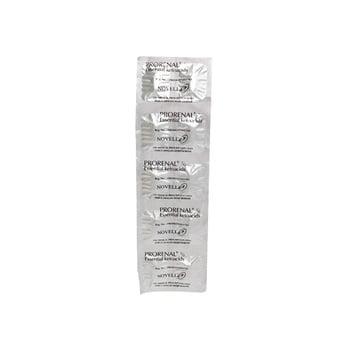 Prorenal Tablet adalah obat untuk terapi gangguan fungsi ginjal kronik bersama diet.