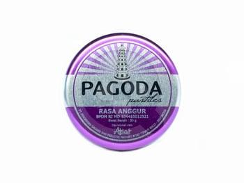 Pagoda Pastiles Anggur 20 g harga terbaik 5834