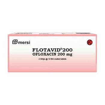 Flotavid tablet adalah obat untuk mengobati berbagai infeksi bakteri.