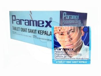 Paramex Tablet  harga terbaik 109092