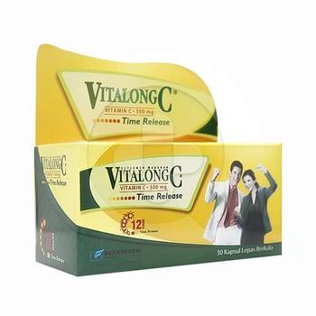 Vitalong C Kapsul  harga terbaik 42635