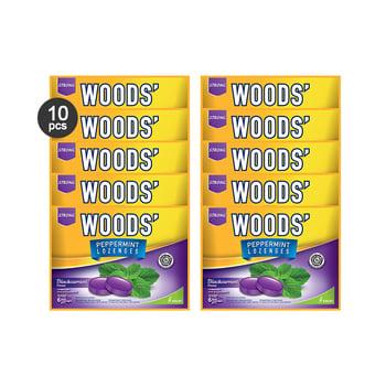Woods Lozenges Blackcurrant Family Pack  harga terbaik 52250