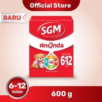 SGM Ananda 2 Susu Formula Bayi 6-12 Bulan 600 g harga terbaik
