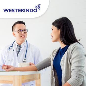 Paket Medical Check Up (MCU) Putih di Laboratorium Klinik Westerindo, Jakarta Selatan, Karawang, Cikarang, Bekasi, Tamngerang, Batam