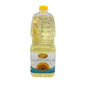 Dyanas Sun Flower Oil - Minyak Biji Bunga Matahari 2 Liter harga terbaik 137400
