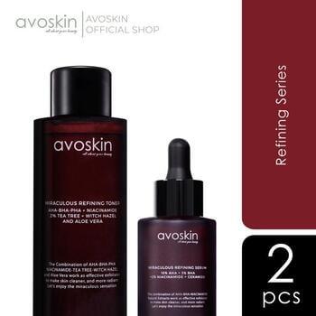 Avoskin Miraculous Refining Toner Series