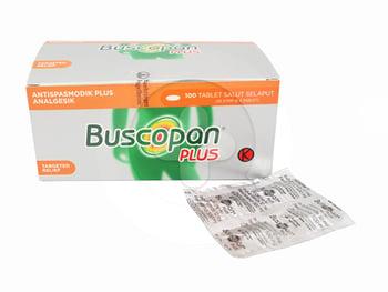 Buscopan Plus Tablet (1 Strip @ 4 Tablet) | Beli Online Toko SehatQ, Gratis Ongkir