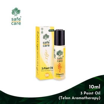Safe Care 3 Point Oil Telon Roll On 10 ml harga terbaik