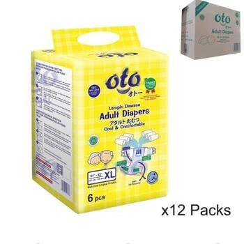 OTO Adult Diapers / Popok Dewasa Model Perekat - XL  harga terbaik 522000