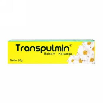Transpulmin Balsam 20 g harga terbaik
