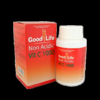 Good Life Non Acidic Vit C 1000 Kaplet  harga terbaik