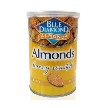 Blue Diamond Almonds Honey Roasted 130 g - Almond Panggang Madu harga terbaik 59900