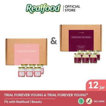 Realfood Forever Young Plus dan Forever Young Trial Program harga terbaik 1400000