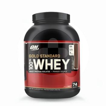 ON 100% WHEY Gold Standard - Chocolate  harga terbaik