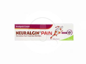 Neuralgin Pain Krim 30 g harga terbaik 26374