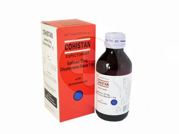 Cohistan Expectorant Sirup 60 mL harga terbaik 20688
