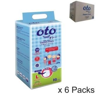 OTO Adult Diapers Pants / Popok Dewasa Model Celan - L  harga terbaik 750000