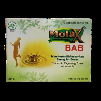 Molax Kapsul 650 mg  harga terbaik