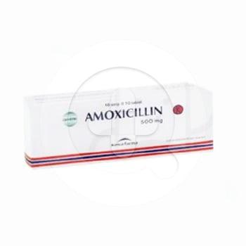 Amoxicillin Kimia Farma Kaplet 500 mg  harga terbaik