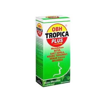 OBH Tropica Plus Menthol Sirup 60 mL harga terbaik 22278