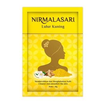 Air Mancur Lulur Kuning Nirmalasari Sachet 25 g  harga terbaik