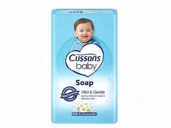 Cussons Baby Soap Mild & Gentle 100 g harga terbaik