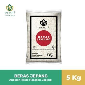 Asagri Beras Japonica 5 Kg harga terbaik 90000