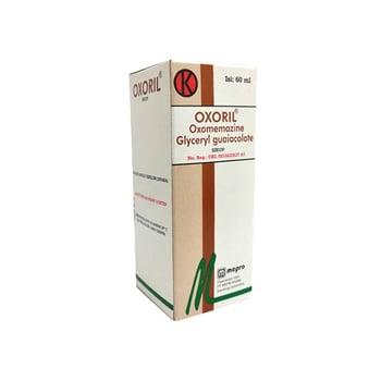 Oxoril sirup adalah obat yang digunakan untuk mengatasi batuk kering