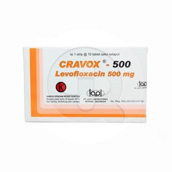 Cravox Tablet 500 mg  harga terbaik