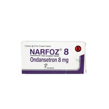 Narfoz Tablet adalah obat untuk mencegah terjadinya mual dan muntah pasca operasi dan kemoterapi.