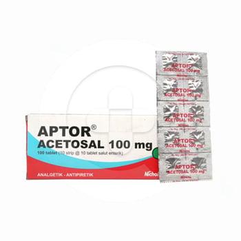 Aptor Tablet 100 mg  harga terbaik