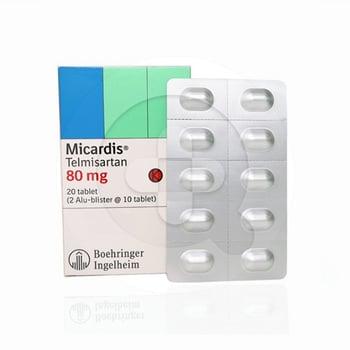 Micardis Tablet 80 mg  harga terbaik