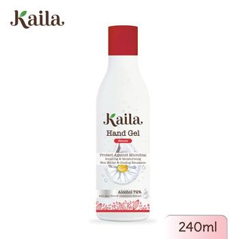 Kaila Hand Gel Natural 240 ml harga terbaik